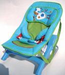 Шезлонг за бебе COW с марката JUNIORS - 6300