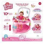 Bright Starts Детски център занимателен Entertain and Grow роз - 7038 Нов внос 05/2016