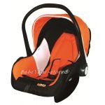 Кошница за новородено SAFELINE от KIDDO в оранжев нюанс -3001-1