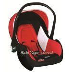 Кошница за новородено SAFELINE от KIDDO в червен нюанс -3001-3