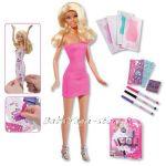 Barbie КУКЛА Барби с дизайнерско студио Mattel - W3923