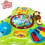 МАСА за игра Safari Sounds Musical Learning Table от серията Having a'Ball на Bright Starts - 9214