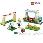 LEGO Конструктор Friends ФУТБОЛ със СТЕФАНИ - 41011