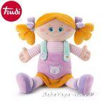 """КУКЛА от плат """"парцалена"""" Teddy от серията Sweet Trudimia на Trudi - 64077"""