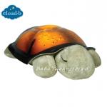 7323 Нощна прожекционна лампа КОСТЕНУРКА за детска стая от CloudB, Twilight Turtle