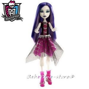 Monster High - Кукла светеща СПЕКТРА ВОНДЪРГАЙСТ Y0421-Y0423