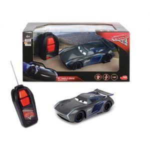 Dickie CARS ДЖАКСЪН СТОРМ  КОЛА с радиоуправление, RC Cars 3 Turbo Racer Jackson Storm, 203081001