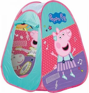 John ПАЛАТКА за игра Прасето Пепа, Peppa Pig Tent, 72844