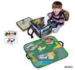 Игра-кутия малко градче с играчки-коли ZipBin