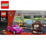LEGO DUPLO CARS: Mater's Spy Zone, 8424