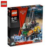 LEGO Duplo CARS,  НЕФТЕНА Платформа, 9486(0)