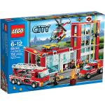 LEGO City Пожарникарско управление Fire Station - 60004