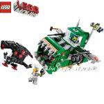 2014 LEGO Конструктор The Movie Trash Chomper - 70805