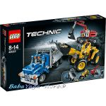 ЛЕГО ТЕХНИК Строителен екип LEGO Technic Construction Crew, 42023