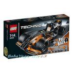 ЛЕГО ТЕХНИК Черният шампион LEGO Technic Black Champion Racer, 42026