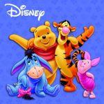 Мека книжка за баня Disney, Bath baby book, Winnie the Pooh Friends, 29F