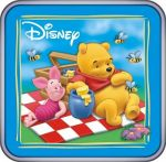 Мека книжка за баня Disney, Bath baby book, Winnie the Pooh adventure, 43А