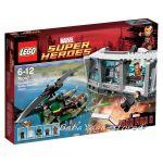 LEGO SUPER HEROЕS Железния човек атака на иманието в Малибу - 76007