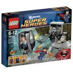 LEGO SUPER HEROЕS Супермен: Бягството на Черната Нула, Superman: Black Zero Escape, 76009