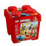 LEGO JUNIORS Строителна площадка, Construction, 10667
