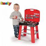 Smoby Работилница с инструменти Black & Decker, сгъваемо куфарче, 7600500240