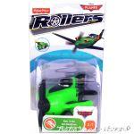 Fisher Price САМОЛЕТ от серията Disney Planes Rollers Rev'n Go Ripslinger  - Y5599