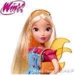 Winx Gardenia Style - КУКЛА Уинкс СТЕЛА с чантичка - IW01811400
