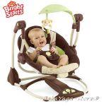 Bright Starts Люлка музикална за бебе King Lion Disney от серията InGENUITY, 60030