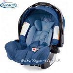 Graco КОШНИЦА за бебе Baby Junior Pop Art за детска количка 4moms ОРИГАМИ - синя