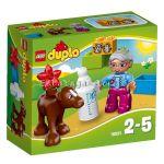 LEGO DUPLO Малкото теленце, Baby Calf, 10521