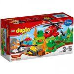 LEGO Duplo PLANES Пожарникарски и спасителен отряд Fire and Rescue Team, 10538