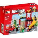 LEGO JUNIORS Противопожарна станция,Fire Emergency, 10671