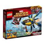 LEGO SUPER HEROЕS Конфронтация със Старбластър, Starblaster Showdown, 76019