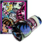 Детско одеяло Монстър Хай Monster High fleece blanket faces - 07205