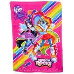 Детска хавлия за лице Моето Малко Пони, My little Pony - Equestria, Girls hand towel 40x60cm