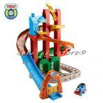 Fisher Price Игрален комплект Томас, My First Twisting tower track Thomas, BCX81