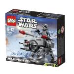 LEGO STAR WARS Боен Кораб AT-AT, 75075