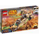 LEGO STAR WARS Боен кораб на Уукитата Wookiee Gunship, 75084