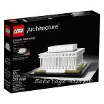 LEGO Architecture Мемориалът на Линкълн, Lincoln Memorial, 21022