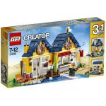 LEGO CREATOR Плажна къща Beach hut, 31035
