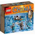 LEGO Конструктор CHIMA Saber Tooth Tiger Tribe Pack - 70232