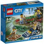LEGO City Стартов комплект Полиция Swamp Police Starter Set - 60066