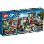 LEGO City Блатна полицейска станция Swamp Police Station - 60069