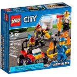 LEGO City Противопожарен стартов комплект Fire Starter Set - 60088