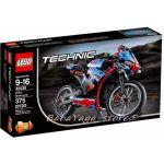 ЛЕГО ТЕХНИК Шосеен мотор LEGO Technic Street Motorcycle, 42036