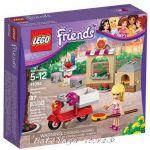 ЛЕГО ФРЕНДС Пицарията на Стефани, LEGO Friends Stephanie's Pizzeria, 41092