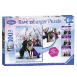 Ravensburger (100) Frozen Spot The Difference Puzzle, 105571