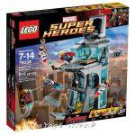 LEGO SUPER HEROES Нападение срещу кулата на Отмъстителите Attack on Avengers Tower, 76038