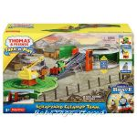 Fisher Price Игрален комплект ПЪРСИ Thomas & Friends Scrapyard Clean-up Team от серията Take-n-Play BCX24