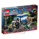 2015 LEGO Jurassic World Преследвани от грабливи раптори Raptor Rampage - 75917